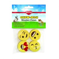 Kaytee chew-moji chews 4 pack 4/12MPK