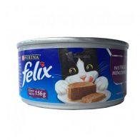 Lata Paté De Pavo Alimento Húmedo Para gato Felix 156 g. 0680