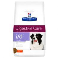 Alimento Seco Para Perro Canine I/D Low Fat 3.8 kg.