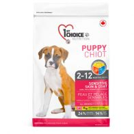 Alimento Seco Para Perro 1St Choice Cachorro All Breeds Skin Lamb 14 kg.