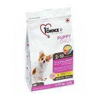 Alimento Seco Para Perro 1St Choice Cachorro Skin Coat Lamb 2.72 kg.