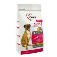Alimento Seco Para Perro 1St Choice Adulto Skin Coat Lamb 2.72 kg.