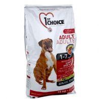 Alimento Seco Para Perro 1St Choice Adulto Skin Coat Lamb 20 kg.