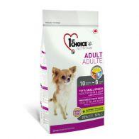 Alimento Seco Para Perro 1St Chice Adulto Razas Pequeñas Skin Lamb 2.72 kg.