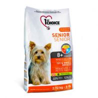 Alimento Seco Para Perro 1St Choice Active Toy Small Breed 7 kg.