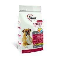 Alimento Seco Para Perro 1St Choice Senior Skin Coat Lamb 2.72 kg.