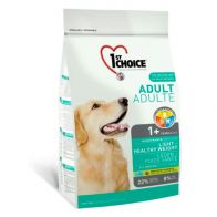 Alimento Seco Para Perro 1St Choice Adulto Light 12 kg.