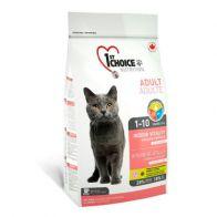 Alimento Seco Para gato 1St Choice Adulto Indoor Vitality Pollo 5.44 kg. 1050