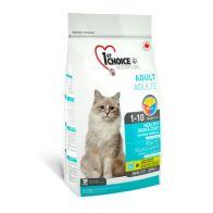 Alimento Seco Para gato 1St Choice Adulto Skin Salmón 2.72 kg. 2033
