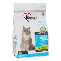 Alimento Seco Para gato 1St Choice Adulto Skin Coat Salmón 5.44 kg. 2057