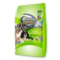 Alimento Seco Para Perro Nutrisource Control De Peso 2.26 kg.
