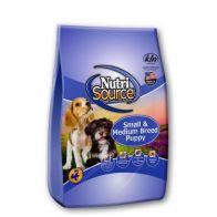Alimento Seco Para Perro Nutrisource Cachorros Razas Pequeñas 2.26 kg.