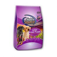 Alimento Seco Para Perro Nutrisource Cachorros Razas Medianas y grandes 15 lb.