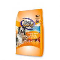 Alimento Seco Para Perro Nutrisource Cordero y Arroz 6.80 kg.