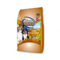 Alimento Seco Para Perro Nutrisource Cordero Adultos Razas grandes 13.6 kg.