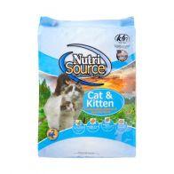 Alimento Seco Para gato Nutrisource Cat Kitten Pollo y Salmón 8 kg. 0101