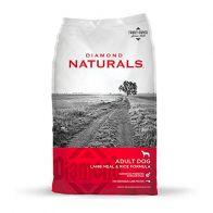 Alimento Seco Para Perro Diamond Naturals Lamb & Rice 18,10 kg.