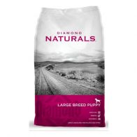 Alimento Seco Para Perro Diamond Natural Cachorros Razas grandes 18,10 kg.