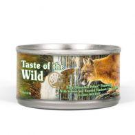 Lata Alimento Húmedo Para gato Taste Of The Wild Rocky Mountain 156 g. 1126