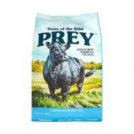 Alimento Seco Para Perro Taste Of The Wild Prey Res 4 kg.
