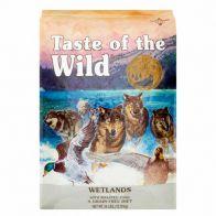 Alimento Seco Para Perro Taste Of The Wild Adulto Wetlands 12.73 kg.