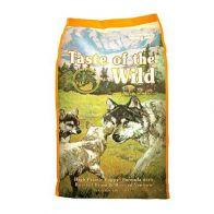 Alimento Seco Para Perro Taste Of The Wild Cachorro High Prairie 12.70 kg.