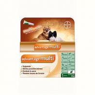 Pipeta Para Perro Advantage Multi P/Perro 4 a 10 kg1 ml.   8766