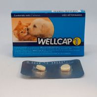 Desparasitante Wellcap #1. 5004