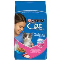 Alimento Seco Para gato Cat Chow gatitos 1.5 kg. 0730