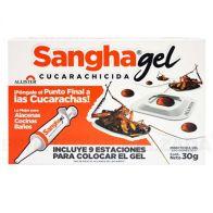 Sangha gel Veneno Para Cucarachas 30 g. 2061