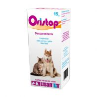 Desparasitante Ovistop Suspensión 15 ml. 4015