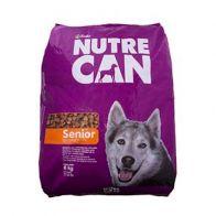 Alimento Seco Para Perro Nutrecan Senior 8 kg.