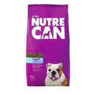 Alimento Seco Para Perro Nutrecan Light 2 kg.