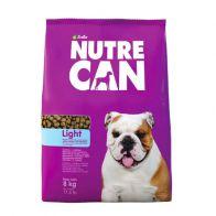 Alimento Seco Para Perro Nutrecan Light 8 kg.