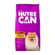 Alimento Seco Para Perro Nutrecan Adultos Raza Pequeña 2 kg.