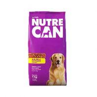 Alimento Seco Para Perro Nutrecan Adulto Razas Medianas y grandes 4 kg.