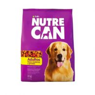 Alimento Seco Para Perro Nutrecan Adulto Raza Mediana y grande 8 kg.