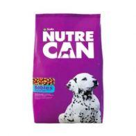 Alimento Seco Para Perro Nutrecan Cachorro Raza Mediana y grande 800 g.