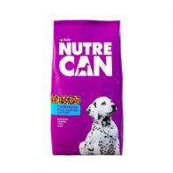 Alimento Seco Para Perro Nutrecan Cachorro Raza Mediana y grande 2 kg.