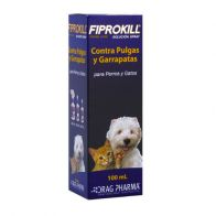 Spray Perro/ gato Fiprokill 100 ml.  5794