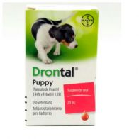 Desparasitante Drontal Plus Cachorro 20 ml. 5586