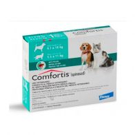 Pastilla Antipulgas Para Perro Comfortis 560 Mg.