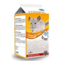 CUNIPIC CHINCHILLA RODENT BATHING SAND 1Kg