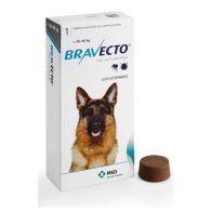 Pastilla Antipulgas Para Perro Bravecto 20-40 kg.   5292