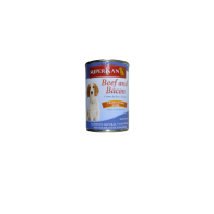 Lata Res Tocino Alimento Húmedo Para Perro Superkan 400 gr. 0000